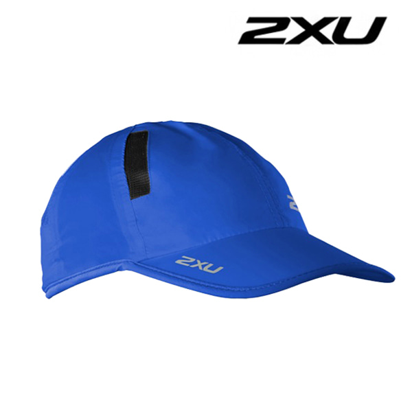 2XU Run Cap(런캡)-Lapis Blue