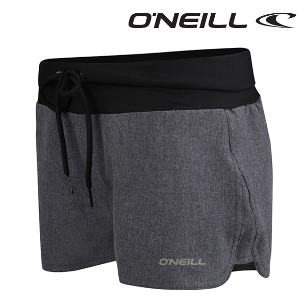 오닐 여성 보드숏 508100 HYPERFREAK BOARDSHORT - BLACK OUT