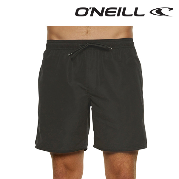 오닐 남성 보드숏 4411812 JACKS BASE HYBRID BOARDSHORTS - BLACK OUT