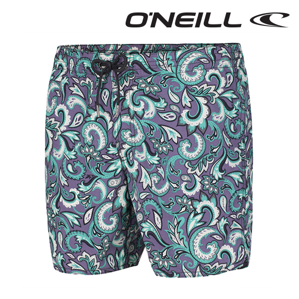 Oneill(오닐)남성 보드숏 503220 DUNE DISCOVRS BOARDSHORT - PURPLE AOP