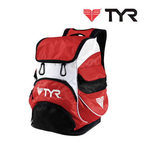 수입티어 얼라이언스 팀 백팩TYR Alliance Team Backpack IILATBP2_610 (RED/BLACK)