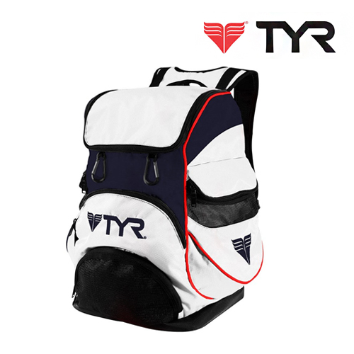수입티어 얼라이언스 팀 백팩TYR Alliance Team Backpack IILATBP2_112 (WHITE/NAVY)