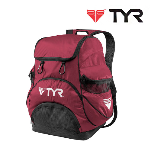 TYR 티어 얼라이언스 팀 백팩 TYR Alliance Team Backpack II LATBP2 503 Burgundy