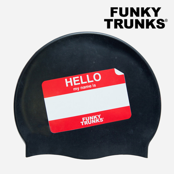 [FUNKY TRUNKS] 펑키트렁크 실리콘 수모 FT9900569 - MY NAME IS
