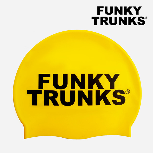 [FUNKY TRUNKS]FT9900856PLAIN YELLOW - 펑키타 수모