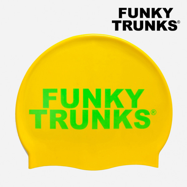 FUNKY TRUNKS(펑키트렁크)실리콘 수모 FT9900567 - FUNKY TRUNKS GOLD
