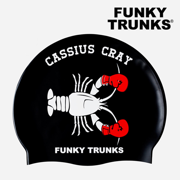 [FUNKY TRUNKS]FT9901048CASSIUS CRAY - 펑키타 수모