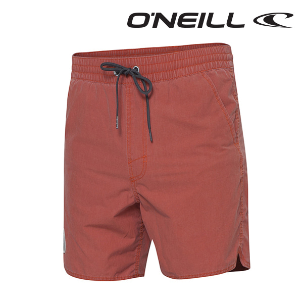 오닐 남성 보드숏 503210 OR BONJOUR BOARDSHORT - DUNE ORANGE