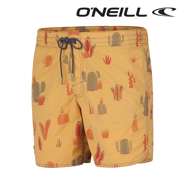 Oneill(오닐)남성 보드숏 503220 DUNE DISCOVRS BOARDSHORT - RED AOP