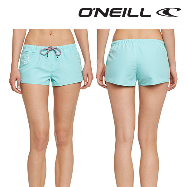 Oneill(오닐)여성 보드숏 508132 CHICA SOLID BOARDSHORT - CLEAR WATER