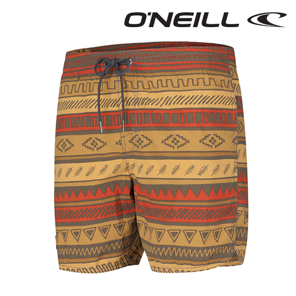 Oneill(오닐)남성 보드숏 503220 DUNE DISCOVRS BOARDSHORT - YELLOW AOP