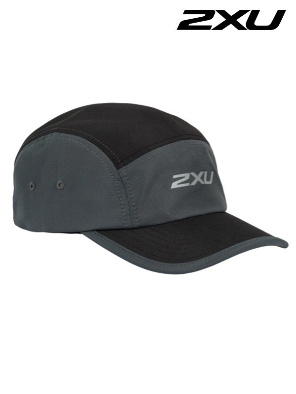 2XU 런 립스탑 Run Ripstop Camper Charcoal/Black