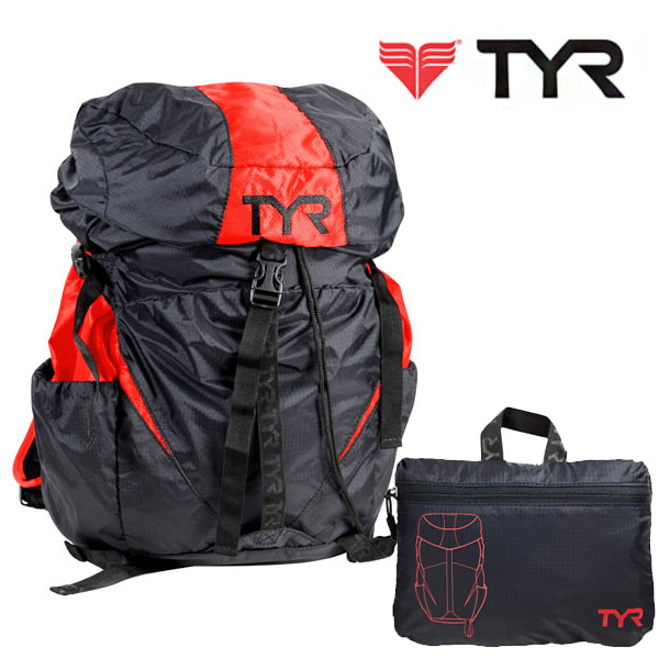 TYR(티어)배낭 백팩 LRKS-002(BLK/RED)