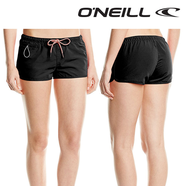 오닐 여성 보드숏 508132 CHICA SOLID BOARDSHORT - BLACK OUT