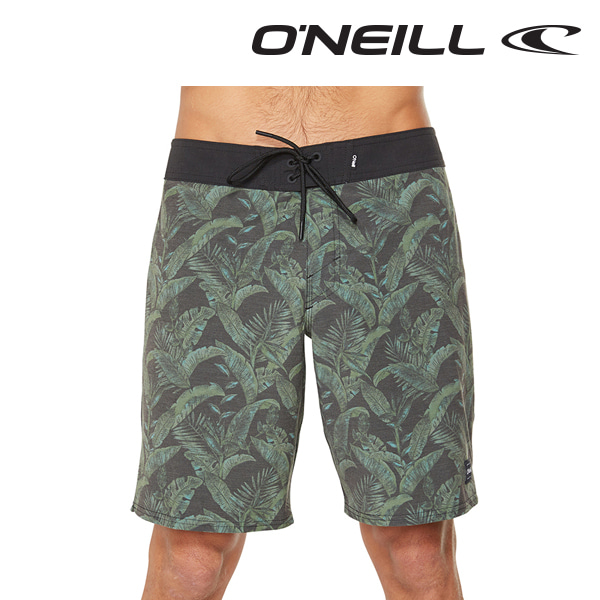 오닐 남성 보드숏 5211802 BIRD BRAINS BOARDSHORT - TROPICAL FLORAL