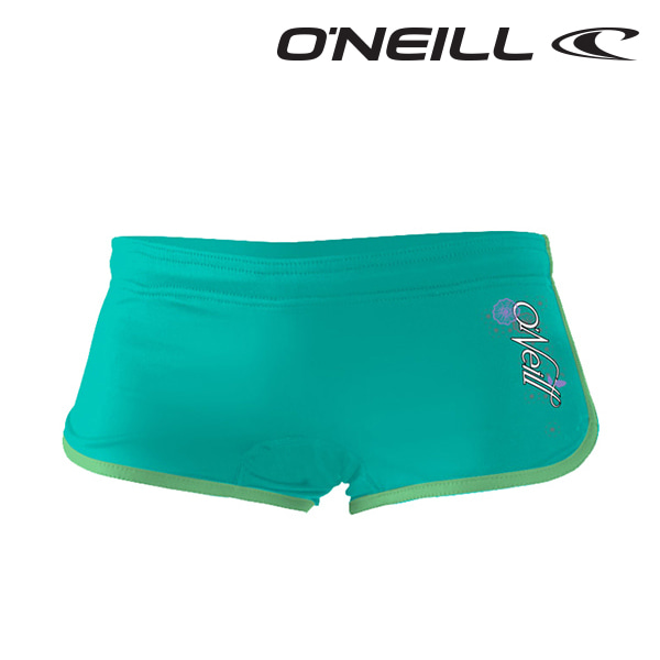 Oneill(오닐)여성 보드숏 3532 W SKINS SHORT -  LIGHT AQUA MINT