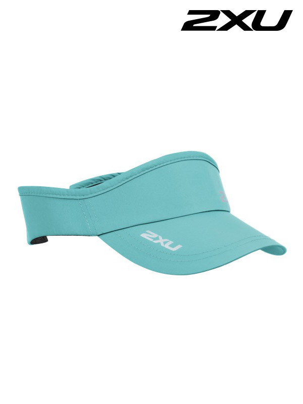 2XU 런바이저 Run Visor Seafoam