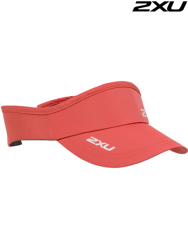 2XU Run Visor 런바이저 LIC/WHT
