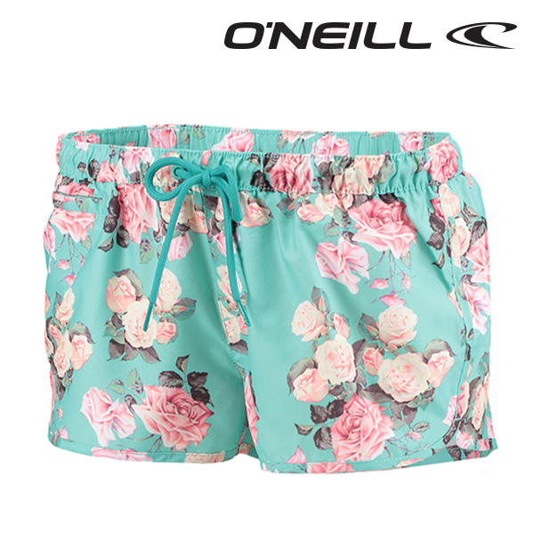 오닐 여성 보드숏 508110 RUBY BOARDSHORT - BLUE AOP